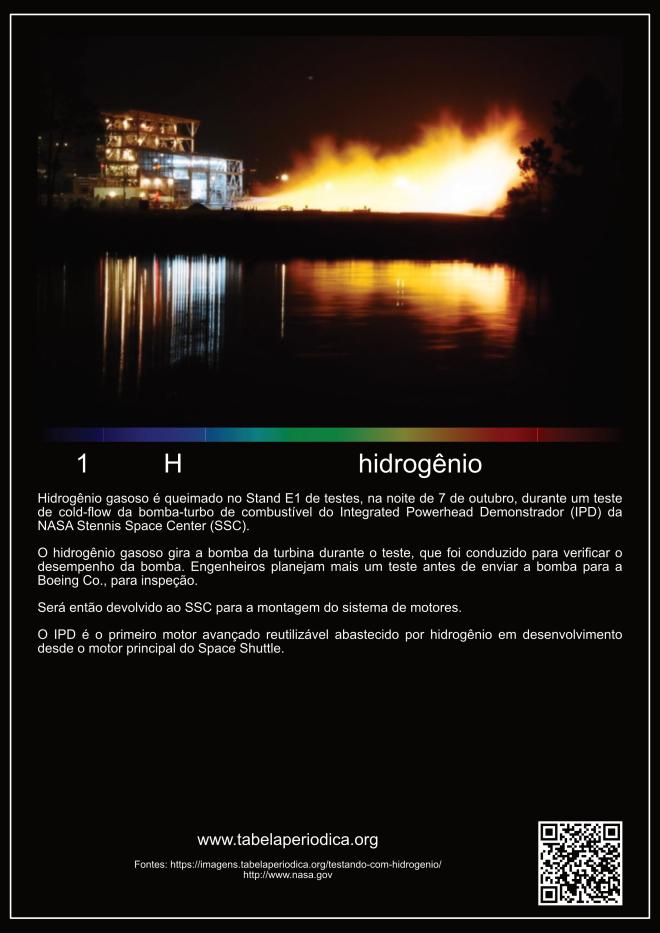 elemento hidrogênio na astronomia