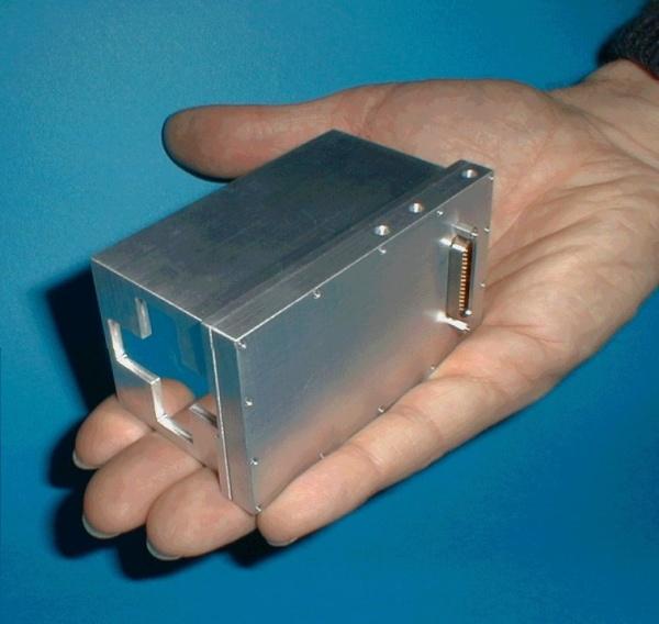 espectrometro mossbauer robo marte