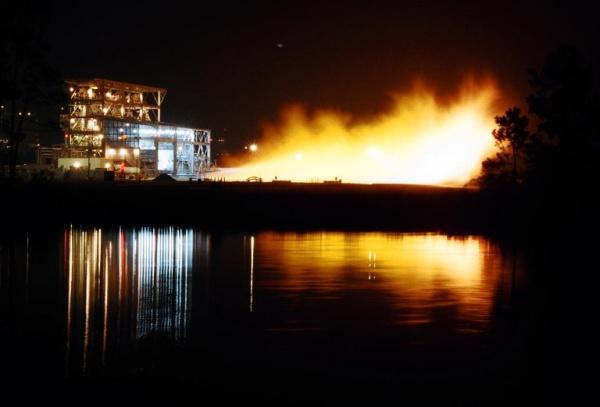 testes queima motor hidrogenio