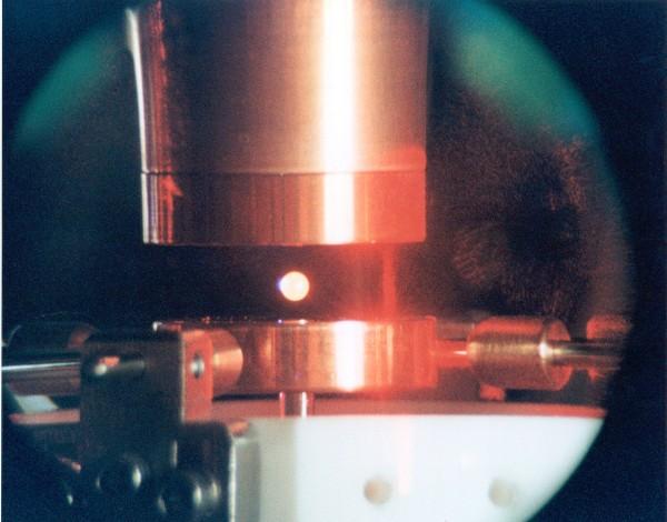 eletrostatica para niquel zirconio