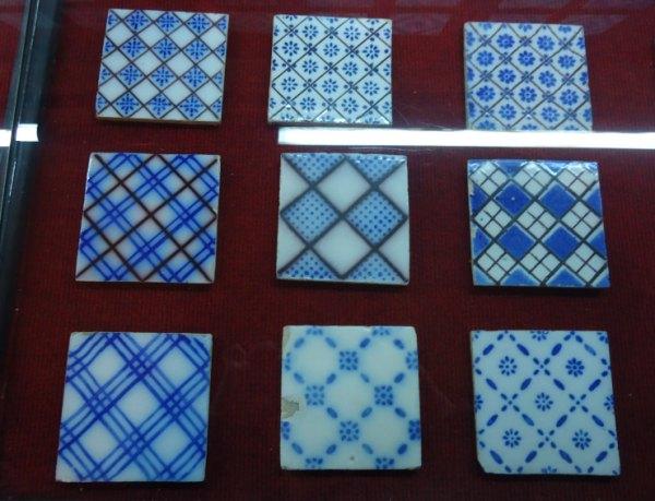 azulejos de origem francesa