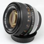 lente da canon que contém elemento tório