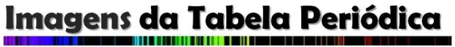 Imagens da Tabela Periódica