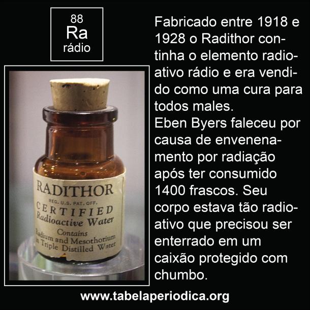 morte por radiação