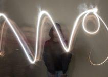 mg escrito no ar com queima de magnésio