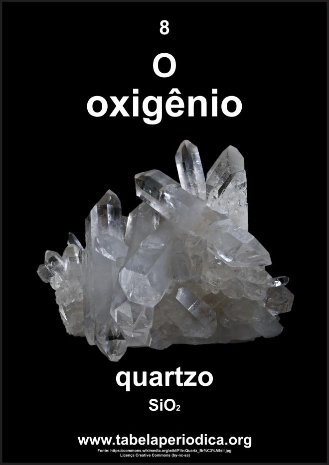SiO2 quartzo