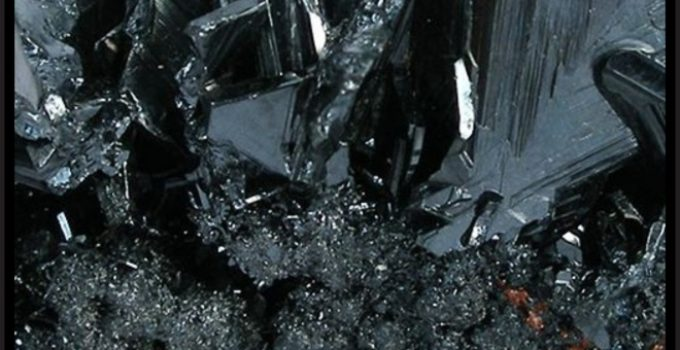 amostra de mineral que ontpem enxofre