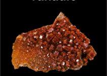 mineral que contém o elemento químico vanádio