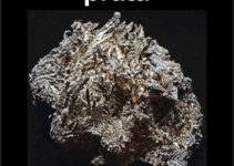 prata pura encontrada na crosta terrestre