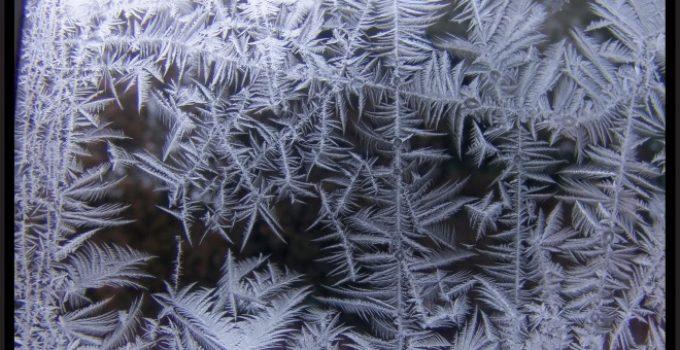 Gelo é um mineral?