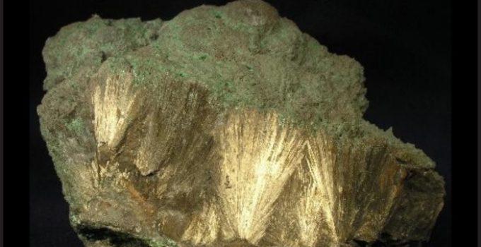 Níquel no mineral millerita