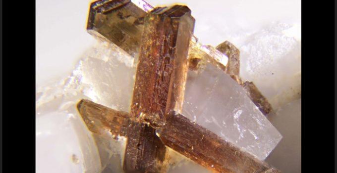 Lutécio no mineral dissakisita-(Ce)